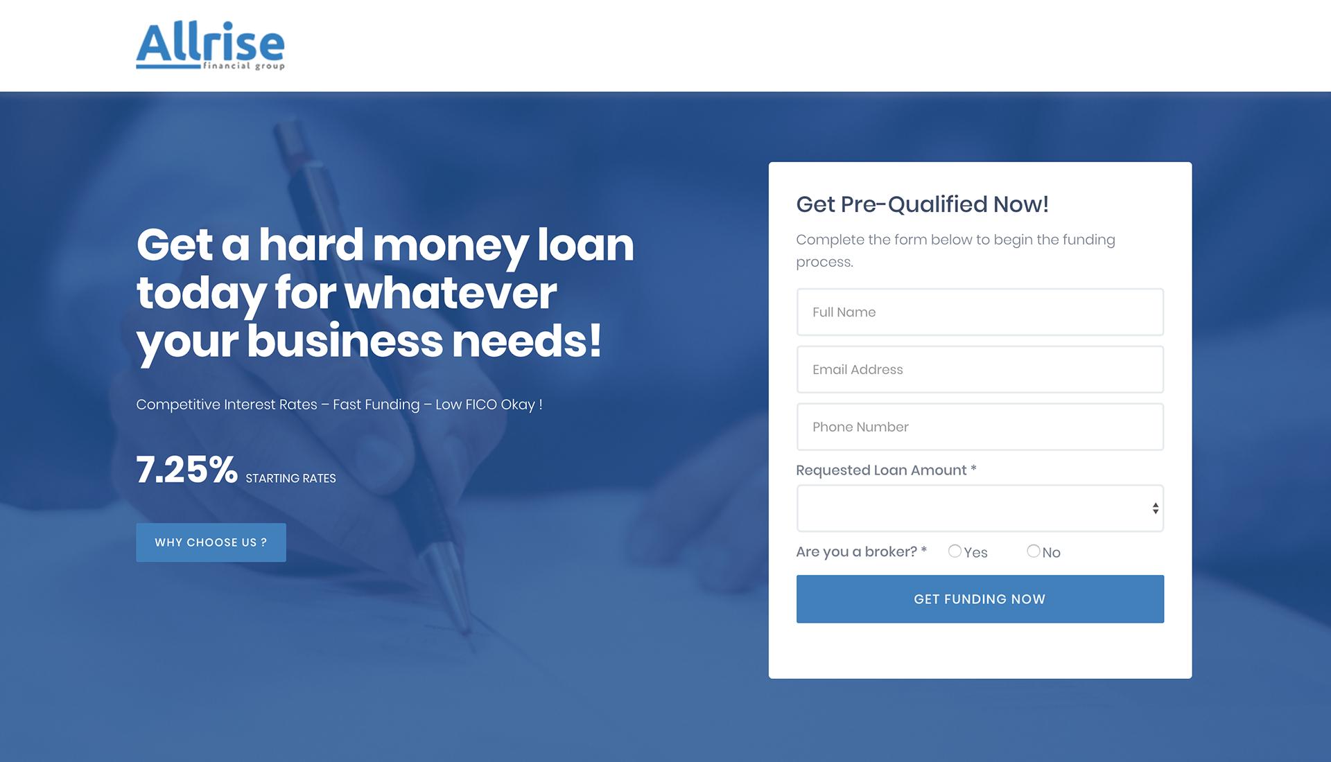 small biz loan