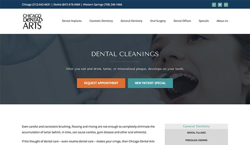 Chicago Dental Arts