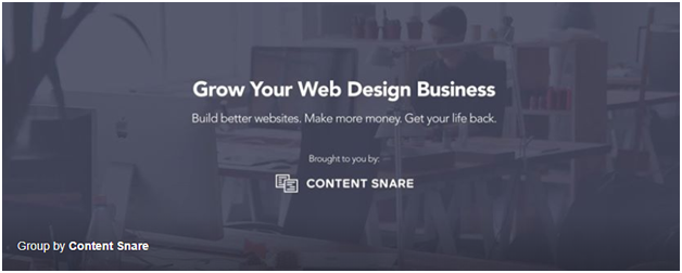 Grow Your Web Design Business Group