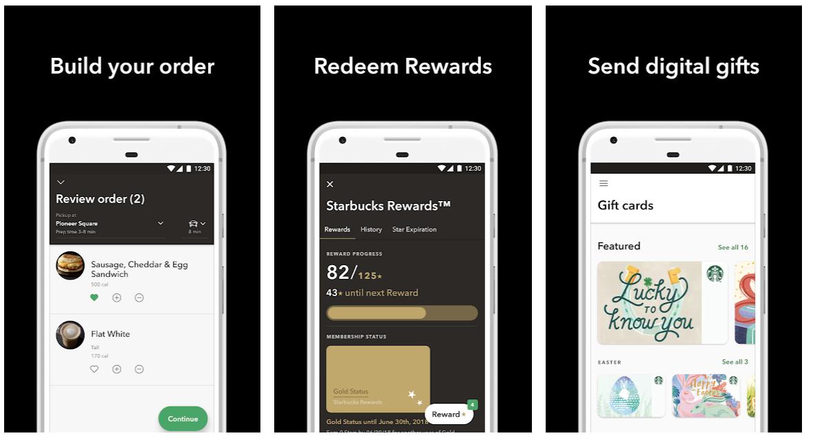 Starbucks Screencap