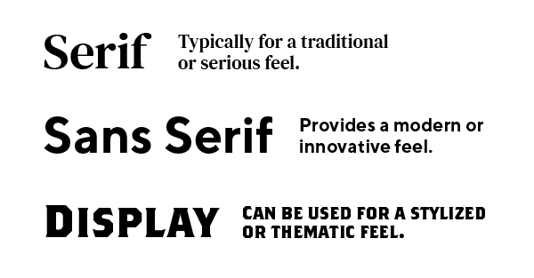 Typography Example 1