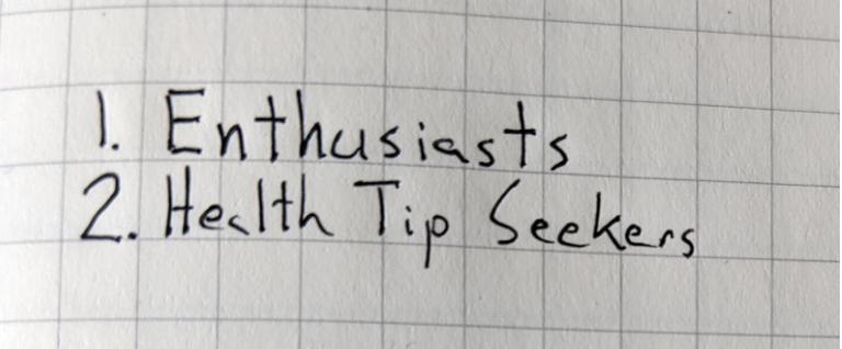 Checklist Example 1