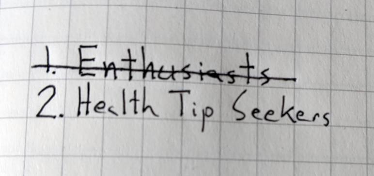 Checklist Example 2