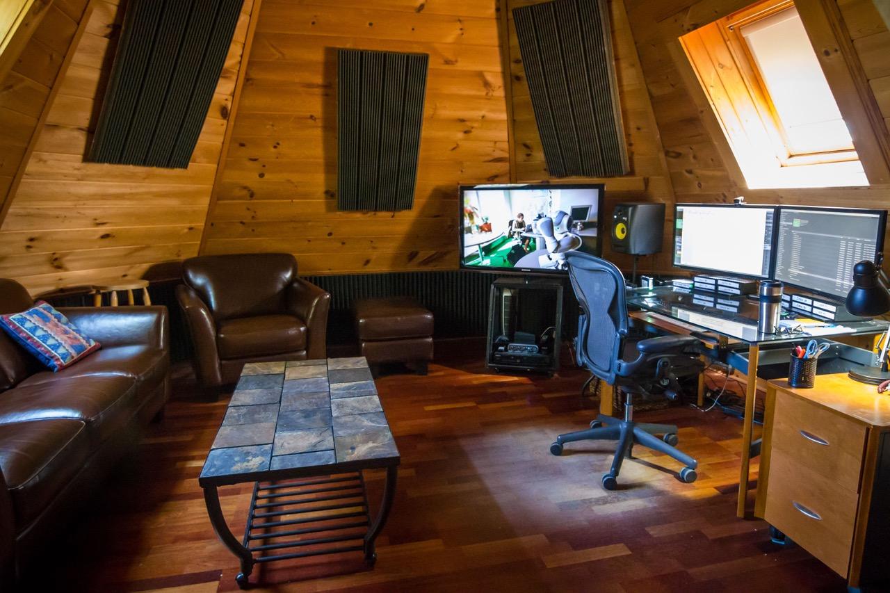 Professional Editing Studio