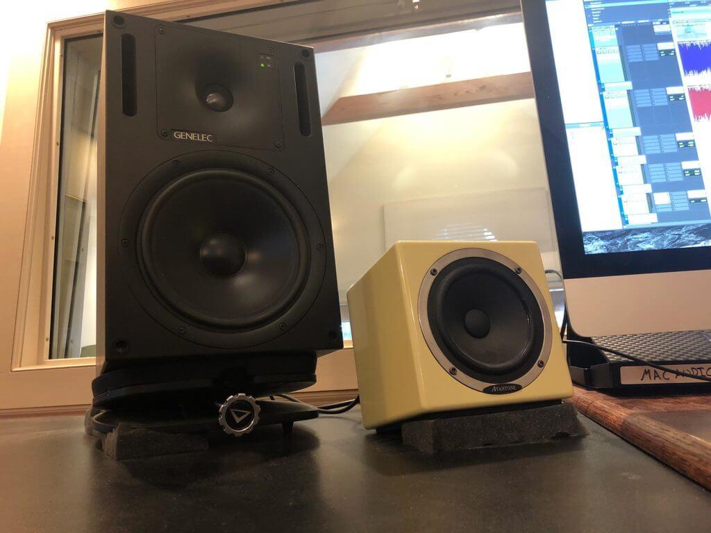 Professional Monitors for Sound Design