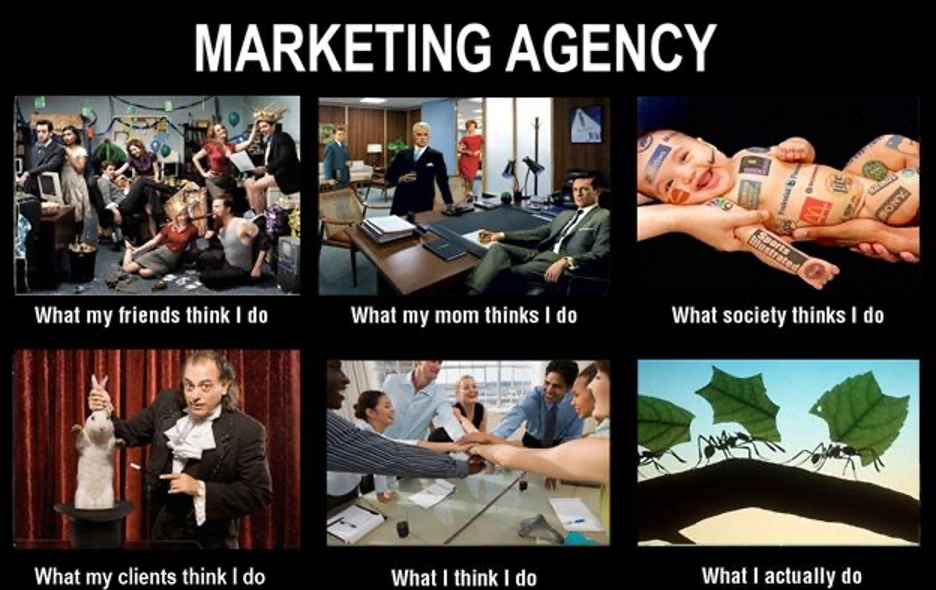 Marketing Agency Meme