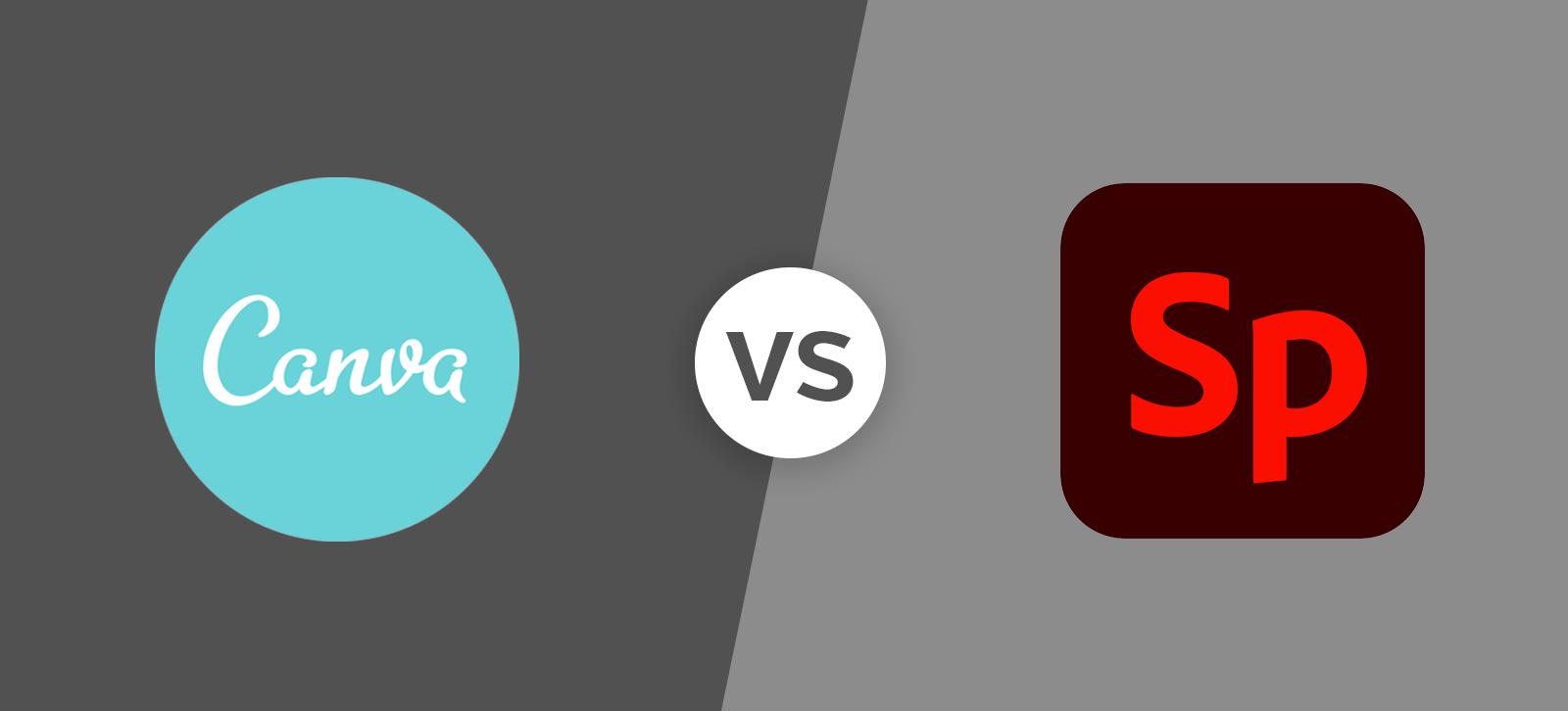 Software Comparison: Canva vs. Adobe Spark