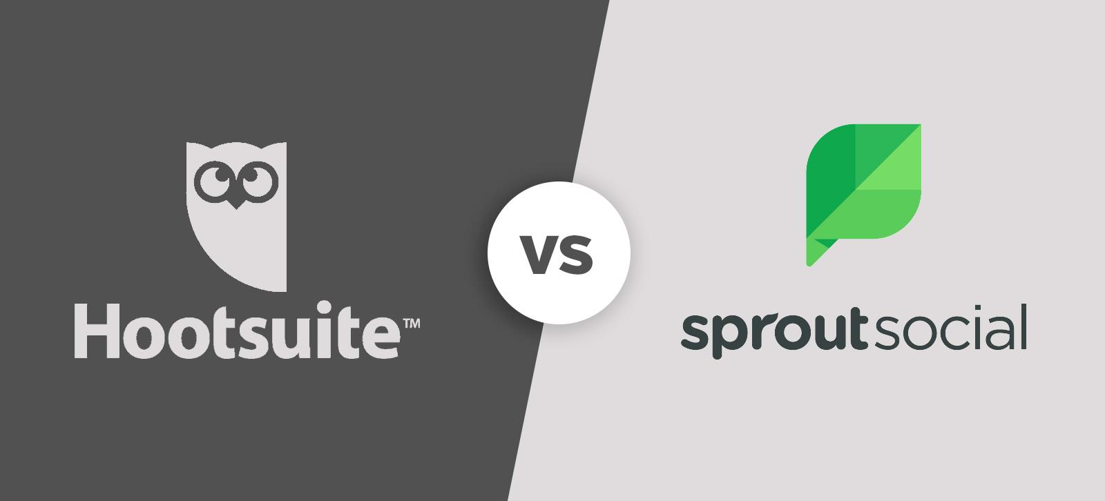 Sprout Social vs. Hootsuite: The Ultimate Comparison