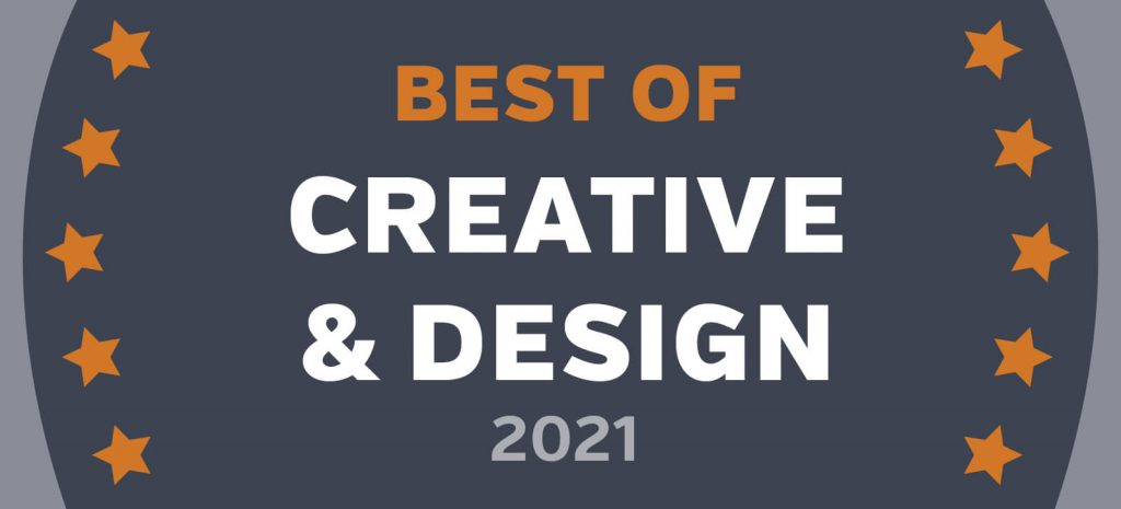 UpCity Announces the Best of Creative & Design Award Winners