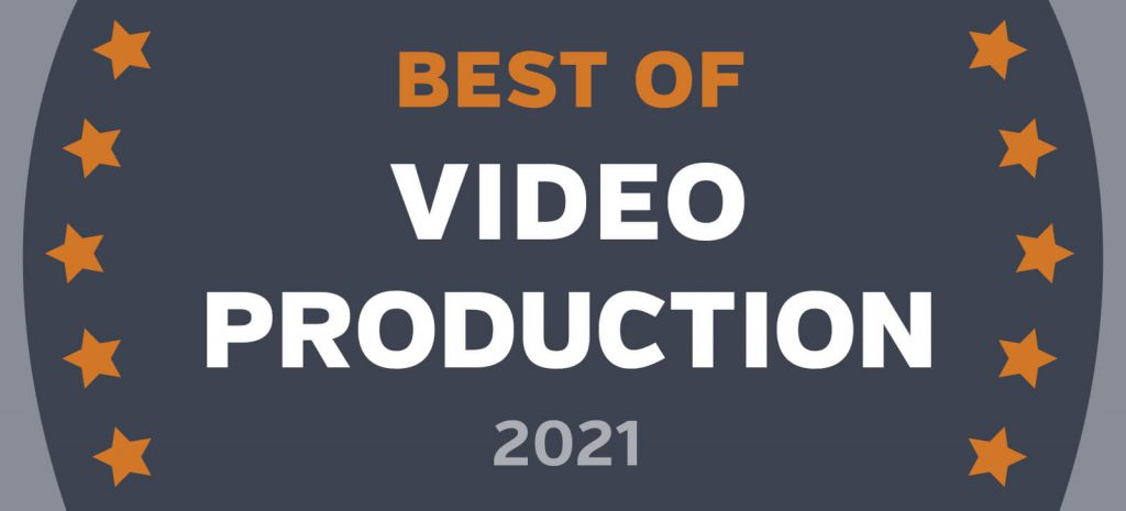 UpCity Announces the Best of Video Production Award Winners