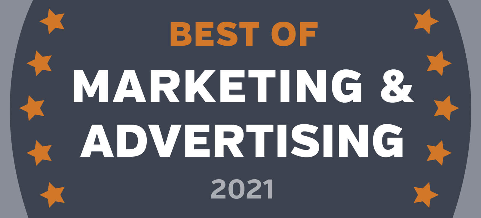UpCity Announces the Best of Marketing & Advertising Award Winners