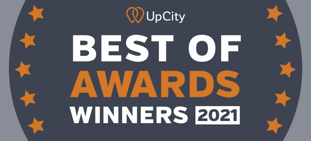 The 2021 UpCity Best Of Award Winners